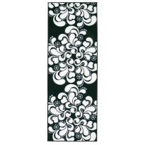 Käytävämatto Vallila Tiuku 250x80cm, musta