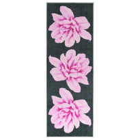 Käytävämatto Vallila Lily 230x80cm, vaaleanpunainen