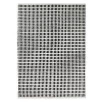 Matto Vallila Ilari wool, 160x230cm, hiilenharmaa