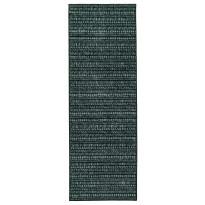 Käytävämatto Vallila Liisa 400x80cm, musta