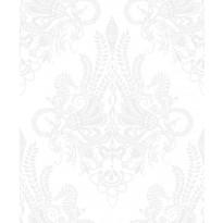 Tapetti Syvämeri 5144-3 0,53x11,2 m valkoinen