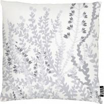 Tyynynpäällinen Varvikko 43x43 cm harmaa/valkoinen