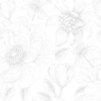 Kuitutapetti Vallila Hetkessä Poem 5242-3, 0,53 x 11,2m