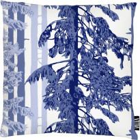 Tyynynpäällinen Vallila Kuusimetsä, 43x43cm, sininen