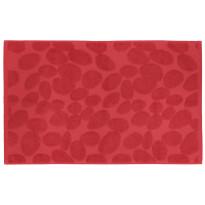 Kylpymatto Vallila Tippa 50x80cm, punainen