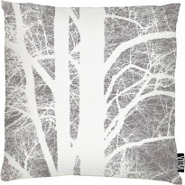 Tyynynpäällinen Vallila Saarni, 43x43cm, harmaa