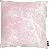 Tyynynpäällinen Vallila Saarni, 43x43cm, pinkki