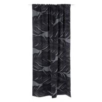 Pimennysverho Vallila Sulka, 140x240 cm, musta
