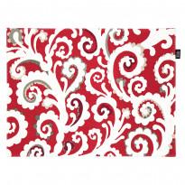 Pöytätabletti Vallila Naimakauppa, 32x43cm, punainen