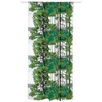 Sivuverho Vallila Harju 250x140cm, vihreä