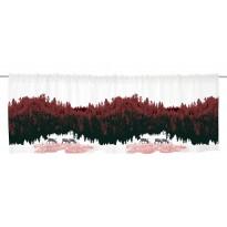 Verhokappa Vallila Kuru 60x250cm, punainen