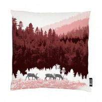 Tyynynpäällinen Vallila Kuru 43x43cm, punainen