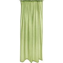 Sivuverho Vallila Formula, 140x270cm, vihreä