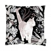 Tyynynpäällinen Vallila Mirri, 43x43cm, musta