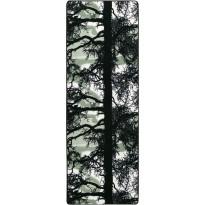 Matto Vallila Kelohonka, 80x230cm, harmaanvihreä