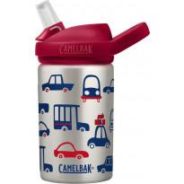 Juomapullo CamelBak eEdy+ Kids ST Cars&Trucks, 0.4l