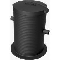 Harmaavesipuhdistaja Vestelli Biopuhdistaja 1, matala 850 mm