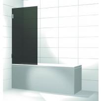 Tilanjakaja Elegance 10, musta, mittojen mukaan, korkeus 1400mm