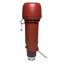Huippuimuri VILPE® -P E190P/125/700, punainen