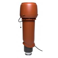 Huippuimuri VILPE® -P E190P/125/700, tiilenpunainen