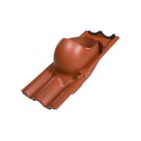 Tiililäpivientisarja Vilpe XL, tiilenpunainen, Verkkokaupan poistotuote
