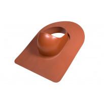 Huopaläpivienti Vilpe XL, tiilenpunainen