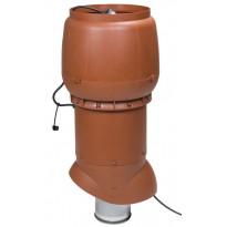 Huippuimuri Vilpe XL, E220P/160/ER/700, tiilenpunainen