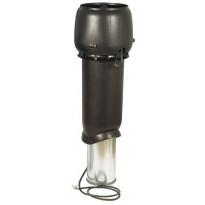 Huippuimuri VILPE® -P E220P/160/700, musta
