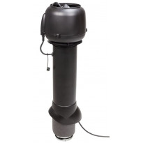 Huippuimuri VILPE® -P E120P/125/700, musta