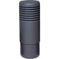 Tuuletuspaalun hattu Ross Vilpe 125, harmaa