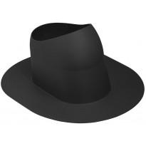 Huopaläpivienti Vilpe XL, korkea, musta
