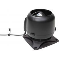 Huippuimuri Vilpe E120S/125, musta