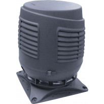 Tuloilmaputki Vilpe Intake 160S, 300x300, harmaa