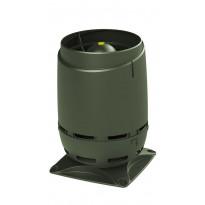 Ilmanvaihdon poisto Vilpe 125S Flow + as.sarja, 250X250, vihreä