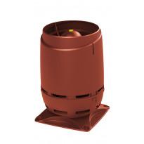Ilmanvaihdon poisto Vilpe 125S Flow + as.sarja, 250X250, punainen