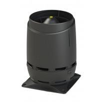 Ilmanvaihdon poisto Vilpe 160S Flow + as.sarja, 300X300, musta, Verkkokaupan poistotuote