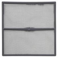 Hyönteisverkko Vilpe (säleikkö 240x240), harmaa