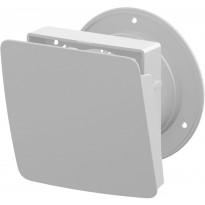 Korvausilmaventtiili Vilpe Wive 100 tuuletusluukkuun, termostaatilla, valkoinen