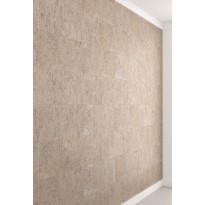 Seinäkorkki Ipocork Ambience Stone Art Pearl, 600 x 300 mm