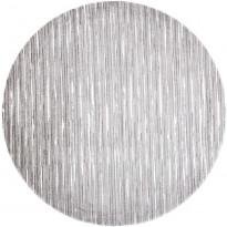 Matto VM Carpet Aurea, mittatilaus, pyöreä, harmaa