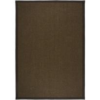 Käytävämatto VM Carpet Esmeralda, 80x200cm, ruskea
