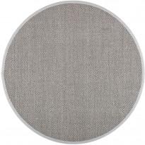 Matto VM Carpet Panama, pyöreä, eri kokoja, beige