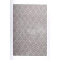 Matto VM Carpet Salmiakki, mittatilaus, harmaa-valkoinen