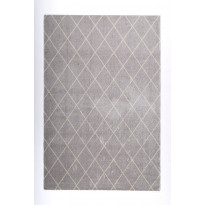 Mallipala VM Carpet Salmiakki, harmaa-valkoinen - VMC-SAL-N08