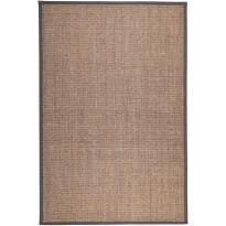 Matto VM Carpet Sisal, mittatilaus, harmaa-mix