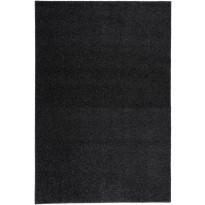Matto VM Carpet Tessa, mittatilaus, musta