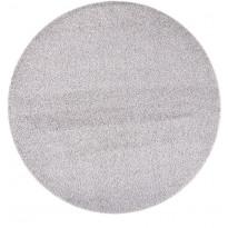 Matto VM Carpet Tessa, mittatilaus, pyöreä, vaaleanharmaa
