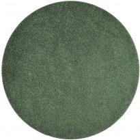 Matto VM Carpet Tessa, mittatilaus, pyöreä, vihreä