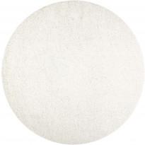 Matto VM Carpet Viita, pyöreä, eri kokoja, valkoinen