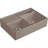 Keittiöallas Villeroy & Boch Butler Sink 90 Timber, kaarna, CeramicPlus